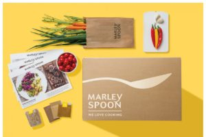 Marley Spoon Rabatt Codes & Promo Codes 2018